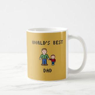 Bäst pappamugg för PIXEL Kaffemugg
