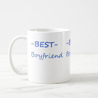 Bäst pojkvän kaffemugg