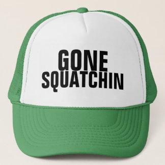 Bäst säljande Bobos BORTA SQUATCHIN-hatt Truckerkeps