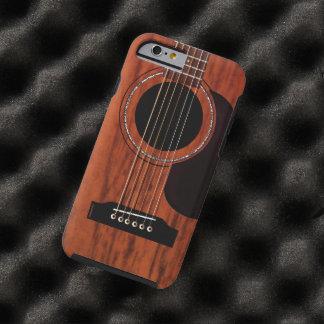 Bästa akustisk gitarr för mahogny tough iPhone 6 fodral