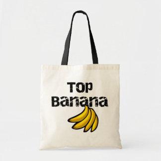 Bästa bananTshirts och gåvor Budget Tygkasse