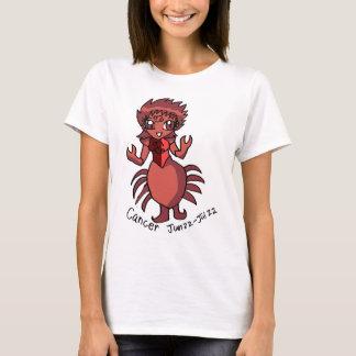 bästa cancer för chibianime t shirt