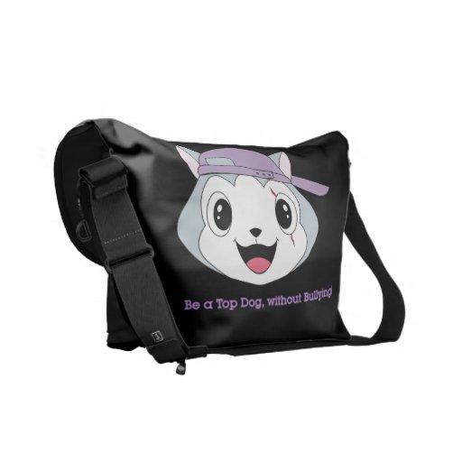 Bästa Dog™ messenger bag