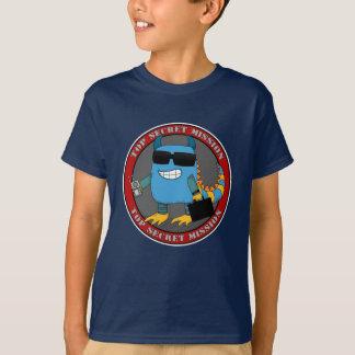 BÄSTA - hemlig BESKICKNING T-shirt