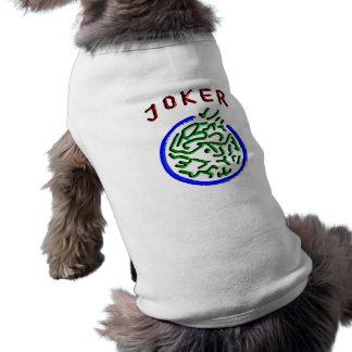 Bästa Jokervovve för Mah Jongg Långärmad Hundtöja