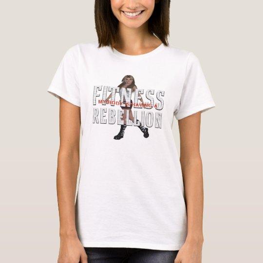 BÄSTA konditionrevolt T-shirt