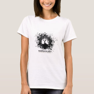 Bästa Margfolket damspagetti T-shirt