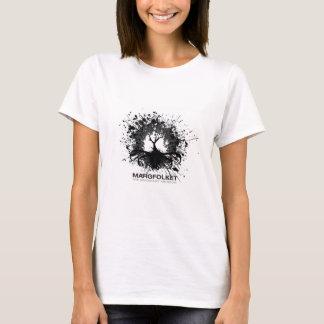 Bästa Margfolket damspagetti Tshirts