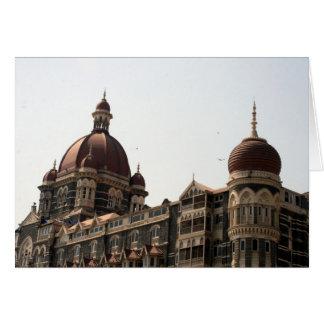 bästa mumbai hotell hälsningskort