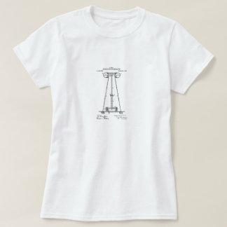 Bästa Nikola Tesla patent T Shirts