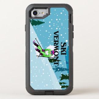 BÄSTA skida Vermont OtterBox Defender iPhone 7 Skal
