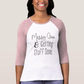 Bästa smutsig T-tröja för bullemammaliv T Shirts