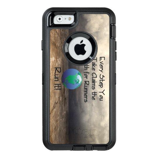 BÄSTA springer jord OtterBox Defender iPhone Skal