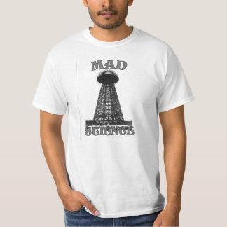 Bästa tokig vetenskap t-shirts