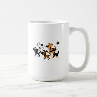 Bästa vän! kaffemugg