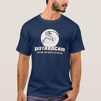 BastardCard officiell oäktingT-tröja T Shirt