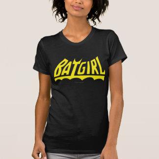 Batgirl logotyp t shirt