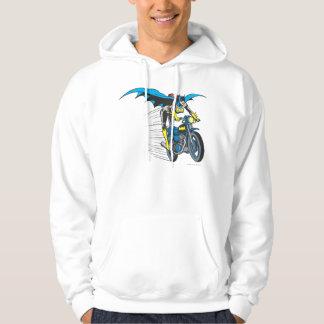 Batgirl på Batcycle Sweatshirt