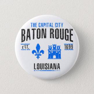 Baton Rouge Standard Knapp Rund 5.7 Cm