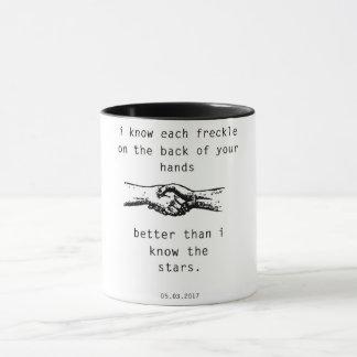 Bättre än vet jag stjärnorna mugg