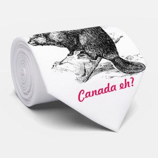 Bäver Kanada eh?  Fyrrutt Slips