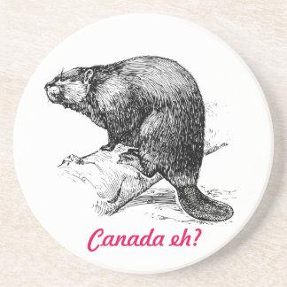 Bäver Kanada eh?  Fyrrutt Underlägg