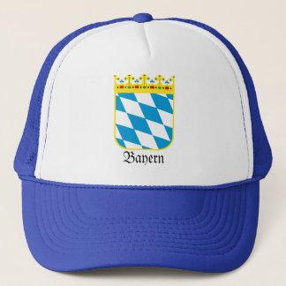 Bayern Wappen Bayern vapensköld Truckerkeps