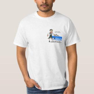 Bayerska skjortor för oktoberfestparty T T-shirt