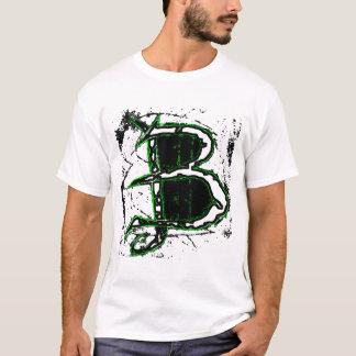 BBB-grönt skisserar T-shirts