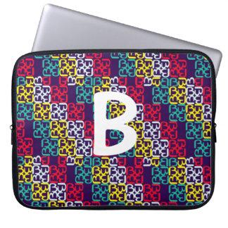 BbParade församlad strålkastare Laptop Sleeve