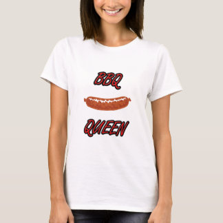 Bbq-drottning T-shirt