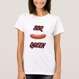 Bbq-drottning T-shirts
