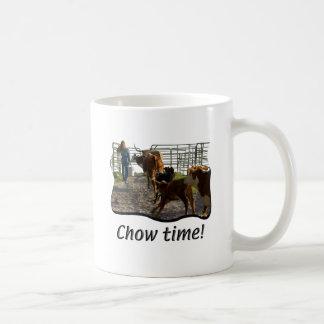 BBQ - Grillfest - Chow Time Kaffemugg