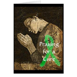 Be för en bot för alla. KortLyme sjukdom Hälsningskort