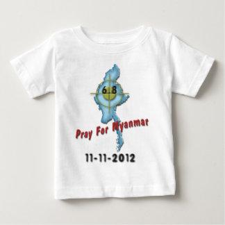 Be för Myanmar Tee Shirt