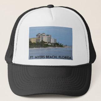 Beachfront Fort Myers Truckerkeps