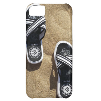 Beachy flinflip flops iPhone 5C fodral