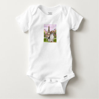 beagleeiffel torn paris tee shirt