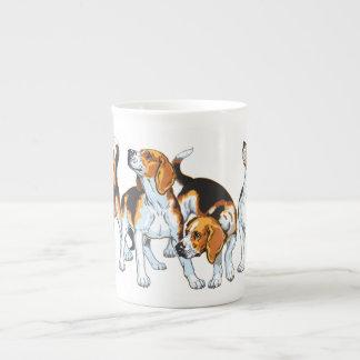beaglehund tekopp