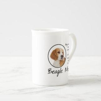 Beaglemammamugg Tekopp