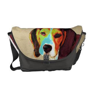 Beaglepopkonst Kurir Väskor