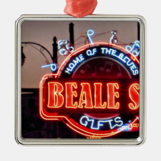 Beale gata julgransprydnad metall