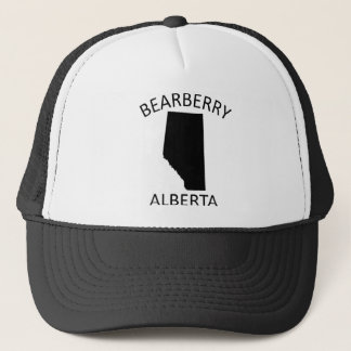 Bearberry Alberta Truckerkeps
