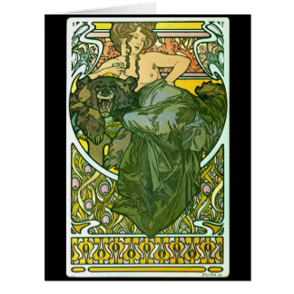 Bearskin 1901 jumbo kort
