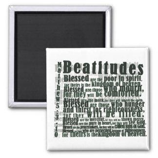 BEATITUDES MAGNET