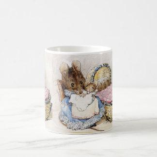Beatrix potter, Momma mus och babyar Kaffemugg