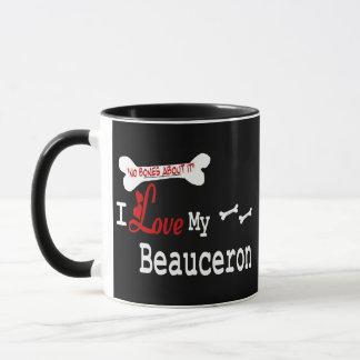 Beauceron (jag älskar), mugg