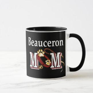 Beauceron mammamugg mugg