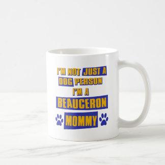 Beauceron mammor kaffemugg