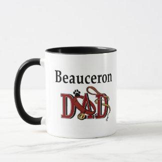 Beauceron pappamugg mugg